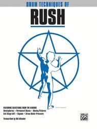 Drum Techniques Of Rush