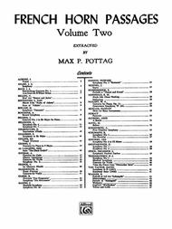 French Horn Passages, Volume 2