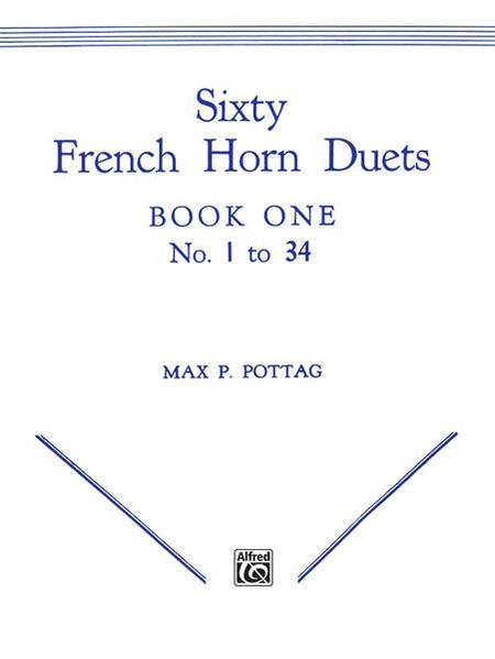 Sixty French Horn Duets, Book 1