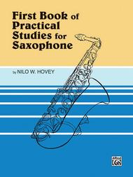 Practical Studies for Saxophone, Book 1