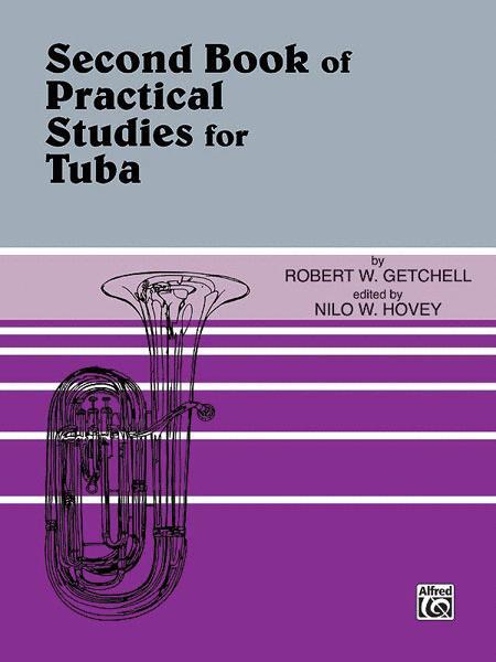 Practical Studies for Tuba, Book 2