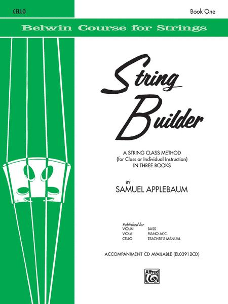 String Builder, Book 1
