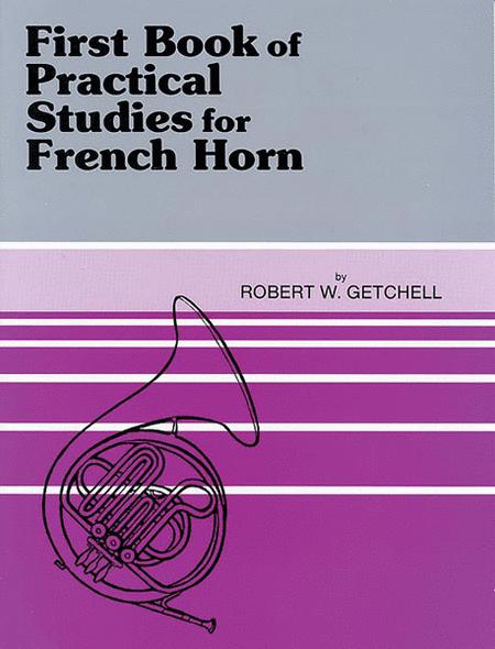 Practical Studies for French Horn, Book 1