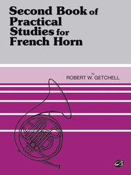 Practical Studies for French Horn, Book 2