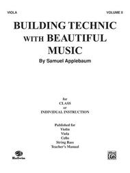 Building Technic With Beautiful Music, Book 2