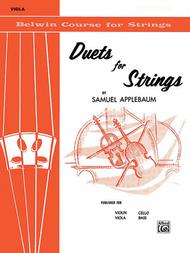 Duets for Strings, Book 1