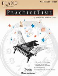 Piano Adventures PracticeTime Assignment Book