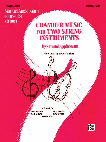 Chamber Music for Two String Instruments, Book 2