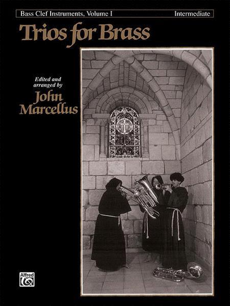 Trios for Brass, Volume 1