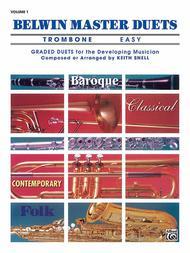 Belwin Master Duets (Trombone), Volume 1