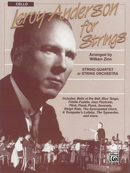 Leroy Anderson For Strings Cello