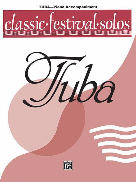 Classic Festival Solos (Tuba), Volume 1