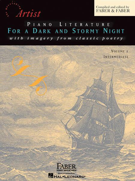 Piano Literature for a Dark and Stormy Night - Vol. 1