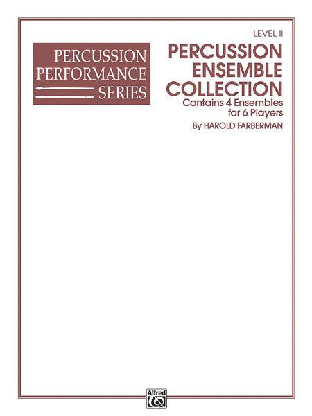 Percussion Ensemble Collection