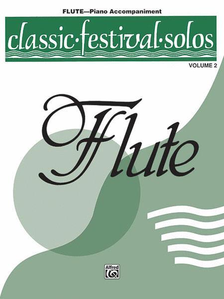 Classic Festival Solos (C Flute), Volume 2