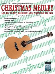 21st Century Guitar Ensemble Series: Christmas Medley
