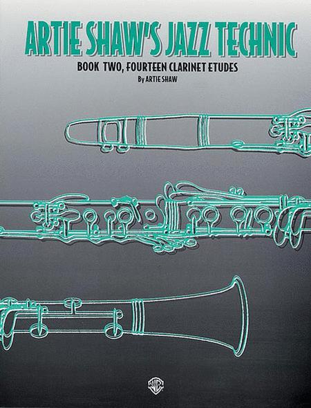 Artie Shaw's Jazz Technic, Book 2