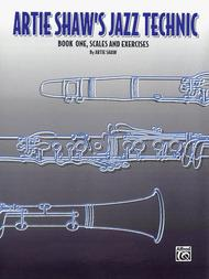 Artie Shaw's Jazz Technic, Book 1