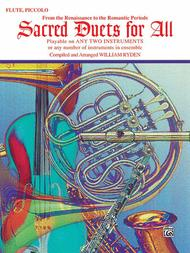 Sacred Duets for All (From the Renaissance to the Romantic Periods)