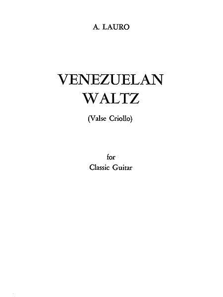 Venezuelan Waltz