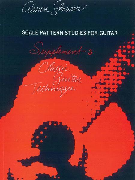 Classic Guitar Technique -- Supplement 3
