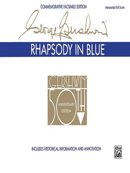 Rhapsody in Blue (Original) (Jazz Band Version)