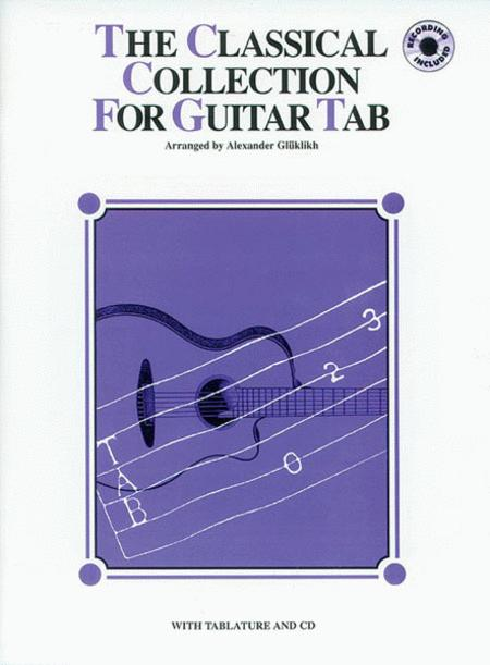 Classical Collection For Guitar Tab