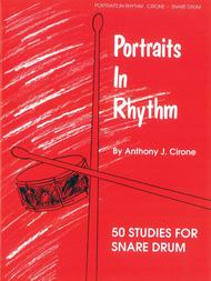Portraits In Rhythm (Snare Drum)