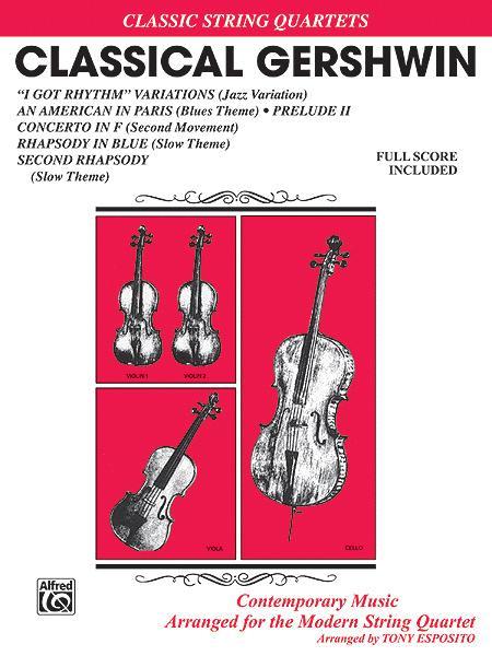 Classical Gershwin