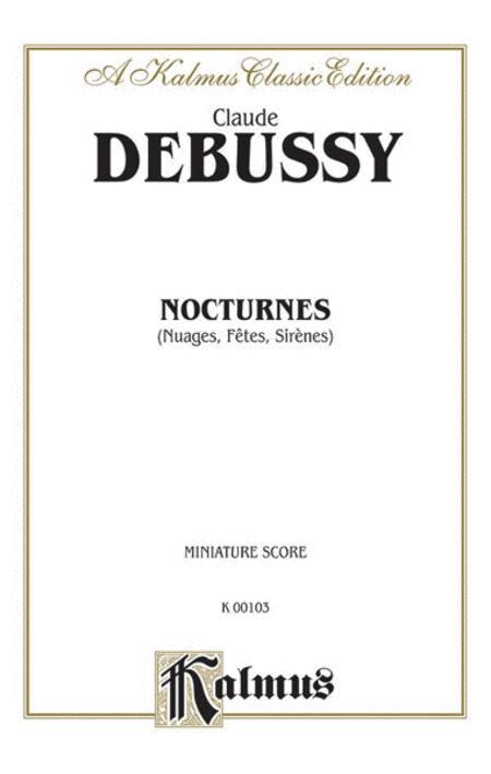 Nocturnes, Complete