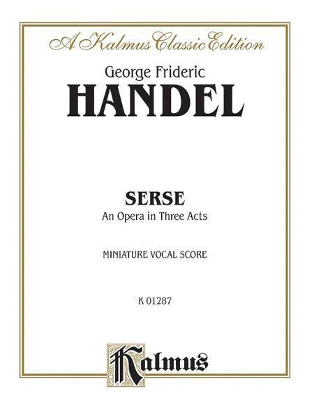 Serse (1738)