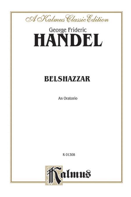 Belshazzar (1745)