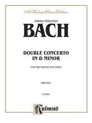 Double Concerto in D Minor