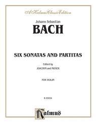 Six Sonatas and Partitas