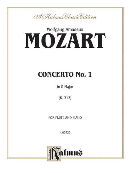 Flute Concerto No. 1, K. 313 (G Major) (Orch.)