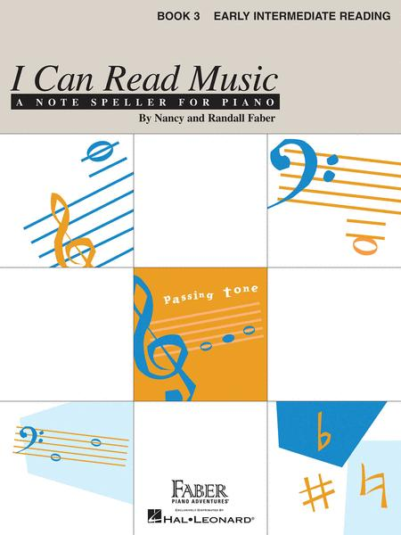 I Can Read Music - Book 3