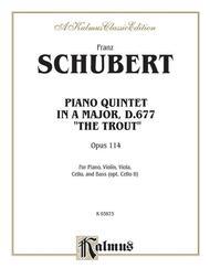 Trout Quintet, Op. 114