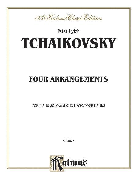 Arrangements from Dargomyzhsky, von Weber, Rubinstein, etc.