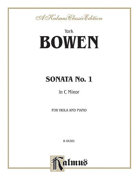 Sonata No. 1 in C Minor