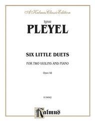 Six Little Duets, Op. 48