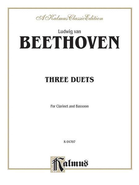 Three Duets