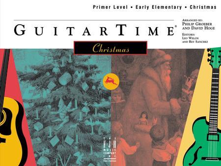 GuitarTime Christmas, Primer, Pick Style