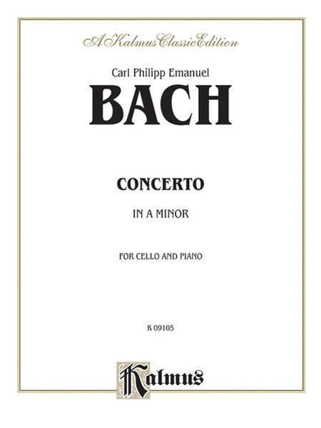 Cello Concerto in A Minor