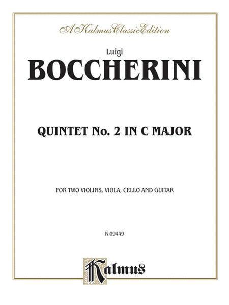 Quintet No. 2 in C Major