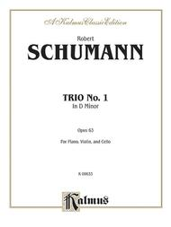 Trio No. 1, Op. 63