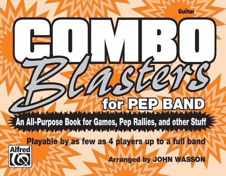 Combo Blasters for Pep Band (Guitar)