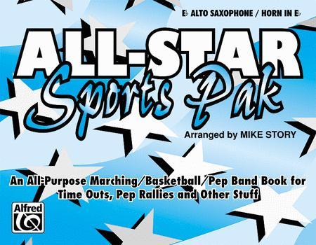 All-Star Sports Pak - Eb Alto Saxophone/Horn in Eb