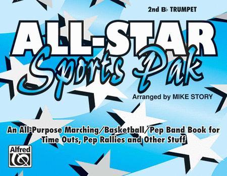 All-Star Sports Pak - 2nd Bb Trumpet