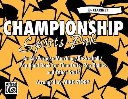 Championship Sports Pak - Bb Clarinet