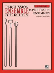 15 Percussion Ensembles